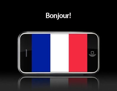 Apple iPhone France