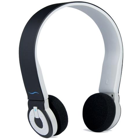 Black-Grey Hi-Edo headphones
