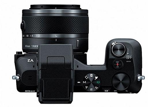 Nikon 1 v2 Black