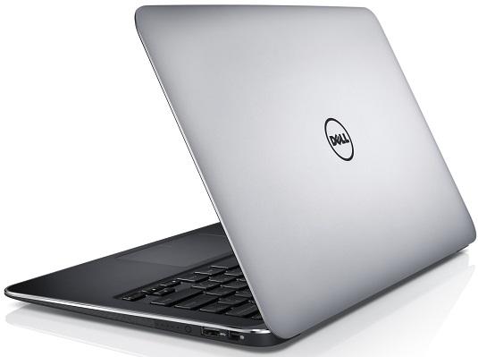 Dell XPS 13 Ultrabook back