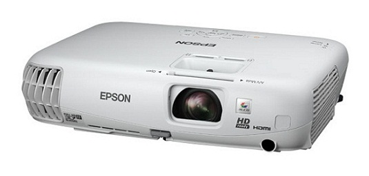 Epson Home Cinema 750HD