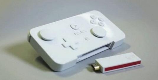 GameStick Console Components