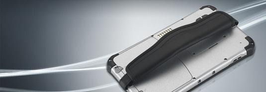 Panasonic Toughbook JT-B1 back