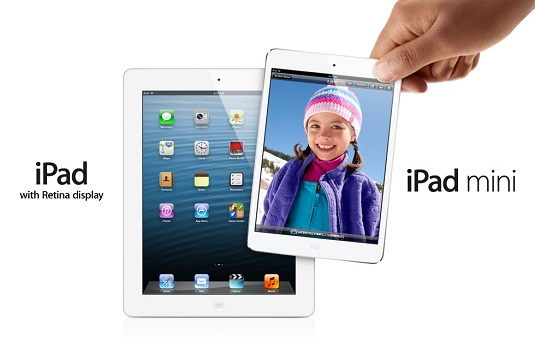 iPad Mini 5 with Retina display