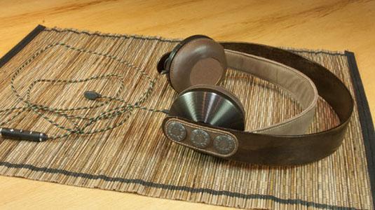 Exodus on ear headphones