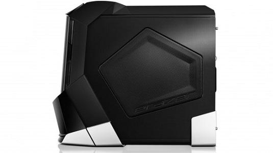 Lenovo Erazer X700 side