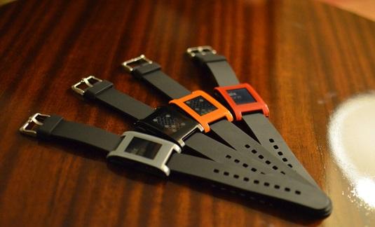 Pebble Smartwatch SDK