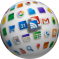 Check In Apps that work like software and tips to safe surfing by Google