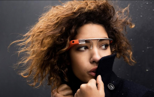Google Glass model
