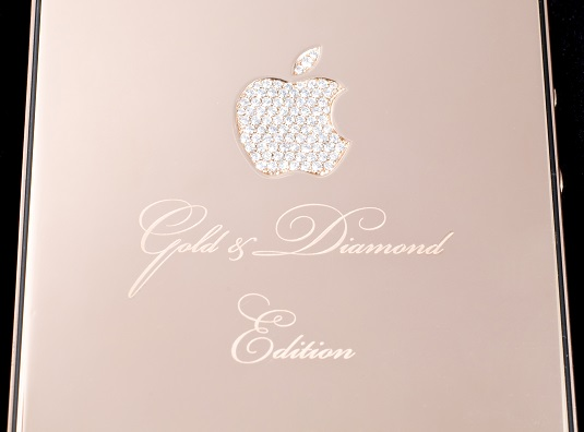 Bespoke Diamonds iPhone 5