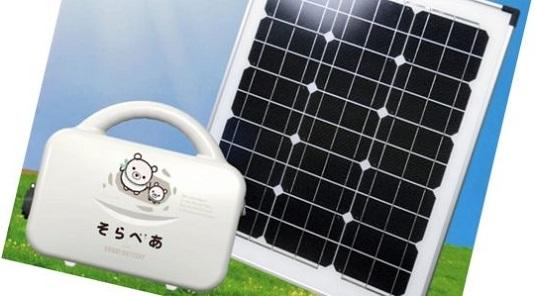 Nano Hatsudensho solar