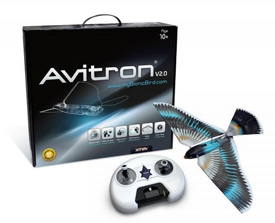 Avitron V2.0 RC Flying bird package