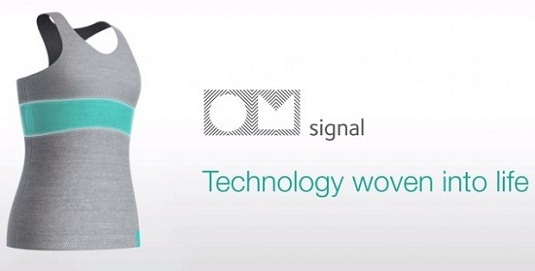 OMsignal Smart Clothes