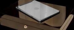 iPad Mini in gold and platinum signed Goldgenie