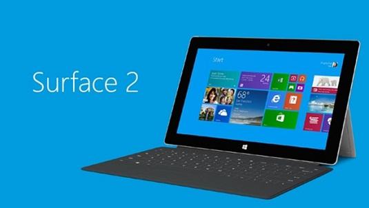 Surface 2 Leak