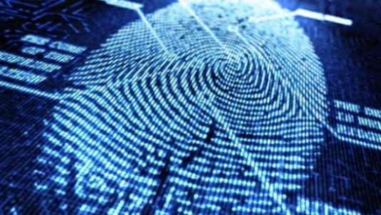 Samsung Fingerprint reader