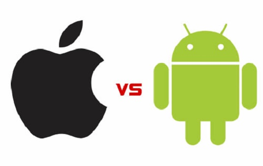 Android vs Smartphones