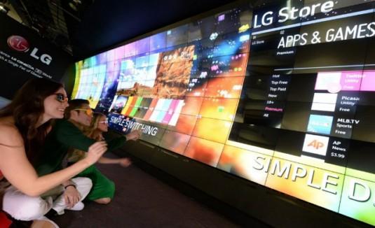 LG new platform