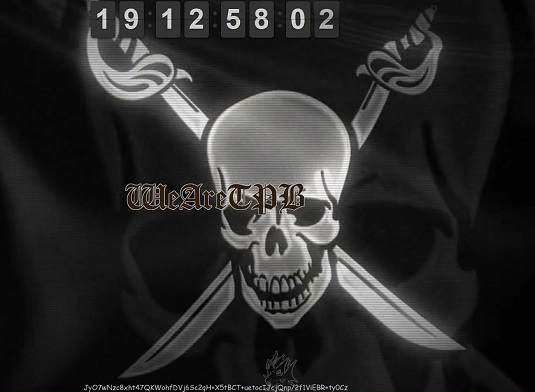 Pirate Bay's mysterious code