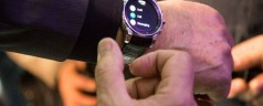 This is how the LG smartwatch that controls Audi cars looks like