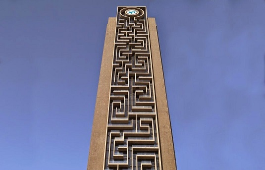 The Maze Tower
