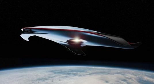 Ferrari spacecraft