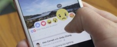 Facebook's New Reactions and Google's New Robot