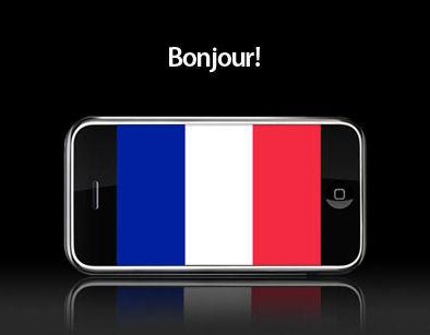 Apple iPhone France