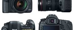 Canon EOS 5 Mark III: the semi-pro SLR that aims high