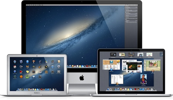 OS X Mountain Lion (10.8)  System