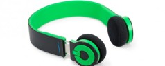 Hi-Edo Headphones by Hi-Fun: Color and Bluetooth