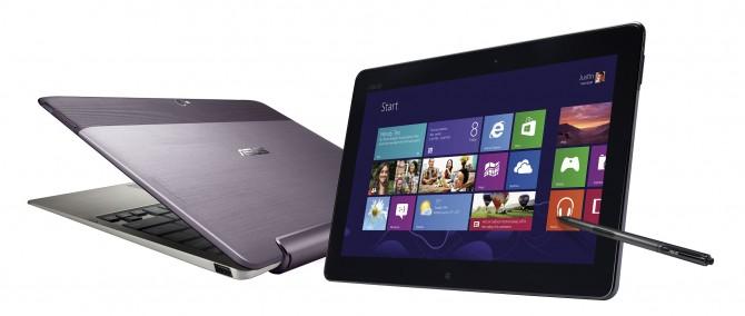 Windows Live Tab RT hybrid tablet