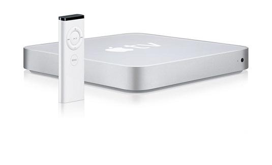 Apple TV white