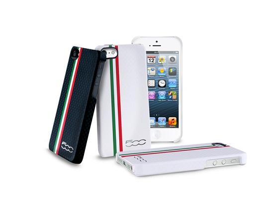 Puro Fiat 500 smartphone covers