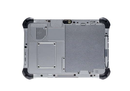 Panasonic Toughbook FZ-G1 behind
