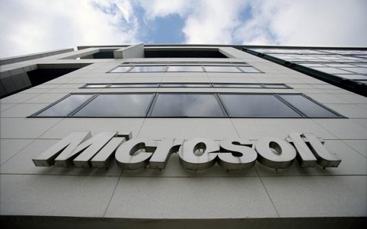 Microsoft Hacker Attack