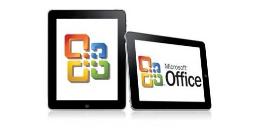 Office iPad