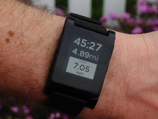 Pebble Smartwatch SDK
