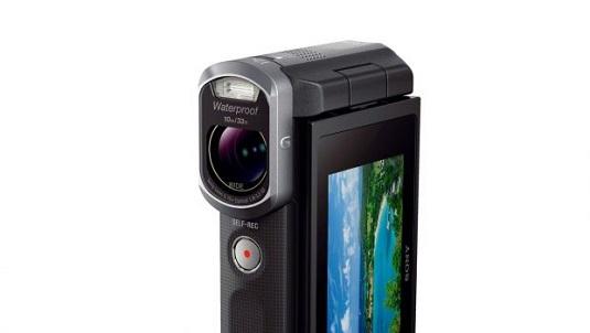 Sony Handycam HDR-GW66VE closed