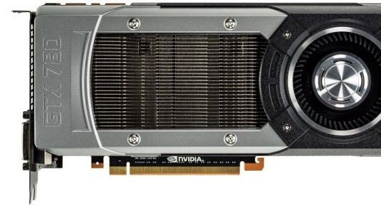 Nvidia GeForce GTX 780 new