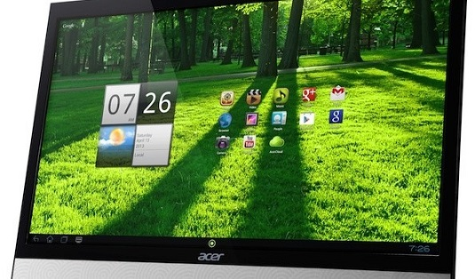 Acer AIO Haswell and Android
