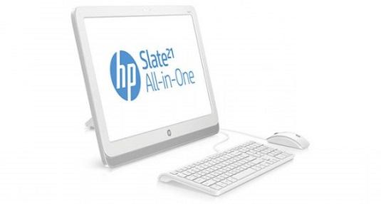 HP Slate 21 All in one
