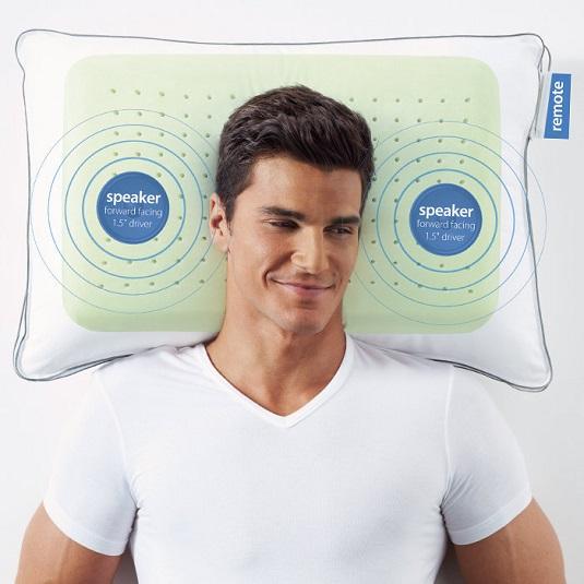 SoftSound Pillow
