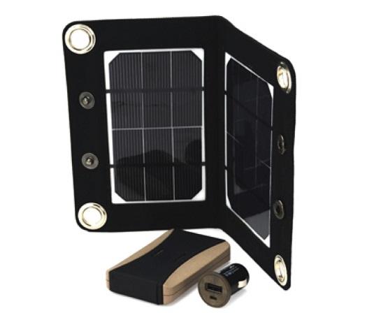 Sol Sport Solar Charging