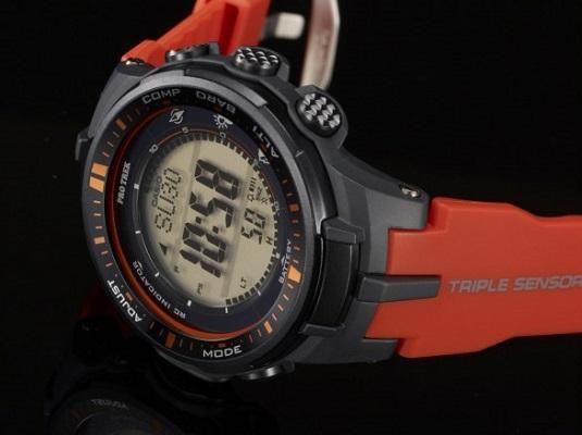 Casio Pro Trek PRW-3000