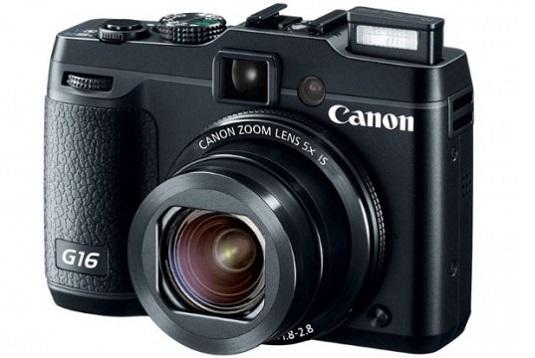 Canon Camera G16