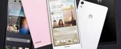 Huawei has gone slim, very slim | Huawei Ascend P6