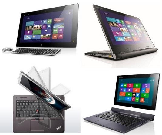 Lenovo new hardware