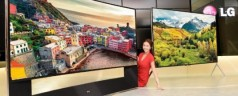 New Ultra HD and OLED TV's