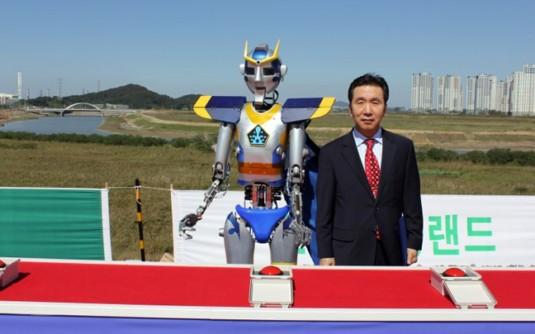 Robot Land